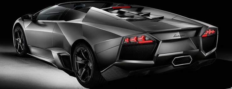 Lamborghini Reventon Roadster Ultimately Open