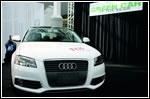 Audi A3 TDI wins the 2010 Green Car Of The Year award