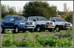 Toyota Hilux gets new engine and equipment for 2010