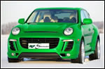 RUF presents the Porsche Cayenne-based eRUF Stormster Electric Vehicle
