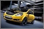 Opel unveils the Corsa Colour Race