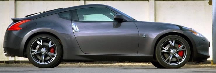 Nissan Announces 370z Coupe Black Edition