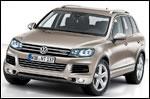 New Touareg takes the SUV idea into the future