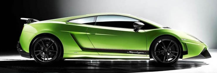 Lamborghini Releases The Gallardo Lp570 4 Superleggera