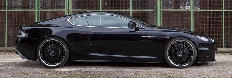Aston Martin Dbs Modified By Edo Competition
