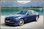 BMW to launch Alpina B7 Allrad at the New York Motor Show