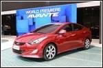 Hyundai unveils the new Avante