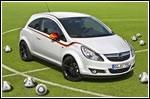Opel unveils the Corsa Football Championship Edition