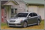 Subaru recalls Legacy and Outback models