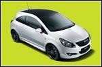 Vauxhall launches the Corsa Black & White Limited Edition