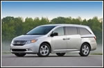 Honda Odyssey for the US revealed