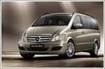 Mercedes-Benz updates the Viano and Vito vans
