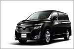 Nissan launches the redesigned 2011 Elgrand in the UK
