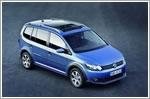 Volkswagen unveils the CrossTouran
