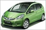 Honda Jazz Hybrid - Fully flexible