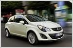 Opel Corsa gets a facelift