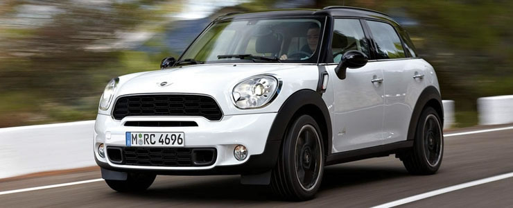 5 Stars For The Mini Countryman