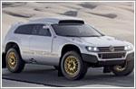 Qatar Motor Show debuts the Race Touareg 3 Qatar & Touareg Gold Edition