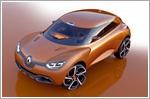 Renault Captur previews future crossover designs