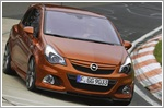Opel Corsa OPC Nurburgring Edition the most powerful Corsa ever