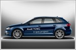 Audi A3 TCNG e-gas project points the way to future methane-powered cars