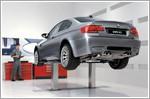 Open House at Munich Automobile BMW Service Centre - The exclusive BMW M Dealer