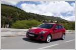 Mazda3 recalled for faulty wipers