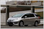 Honda Fit Shuttle goes on sale in Japan