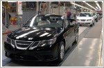 Saab production halted for another two weeks