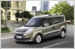 Opel Combo van unveiled
