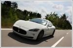Maserati GranTurismo S Automatic gets a new sport pack