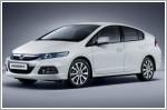Honda Insight receives a mild facelift