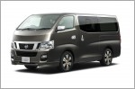Nissan NV350 van to be launched