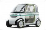 Daihatsu Pico EV Concept previews the future