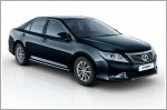 Toyota Camry begins production in Russia