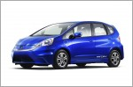 Honda Fit EV detailed