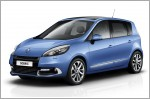 Renault gives the Scenic a facelift