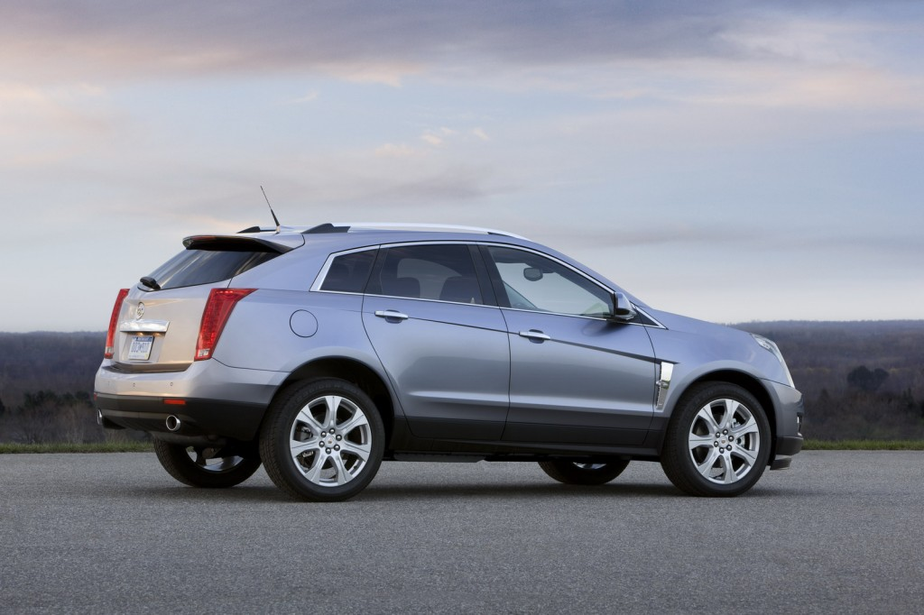 Cadillac recalls the SRX for transmission problems | Photo