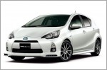 Toyota Prius C Sport Package