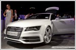 Audi launches the new S7 Sportback
