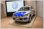 Volkswagen leaps onto a whole frontier with Diesel