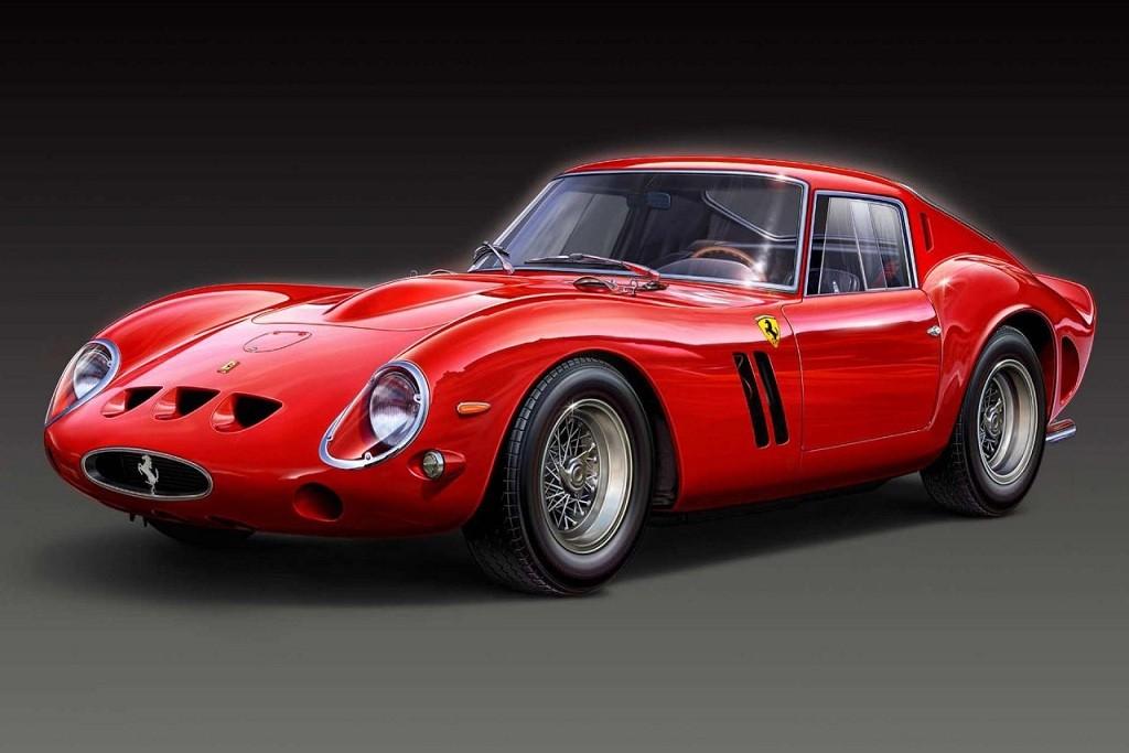 Classic Ferrari Gto Auctioned For S 40 Million