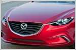 Mazda6's potential replacement makes its North American debut at the Big Apple