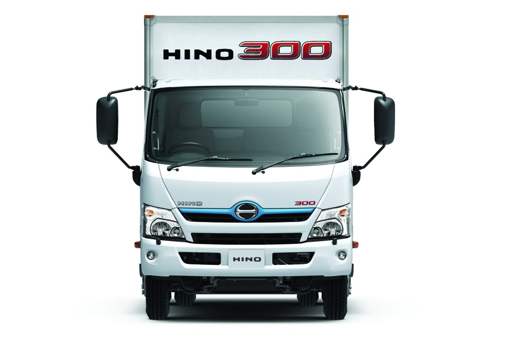 Hybrid Light Duty Truck The Hino 300 Launches In Singapore Photo