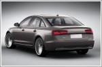 Audi unveils A6L based e-tron concept in Beijing