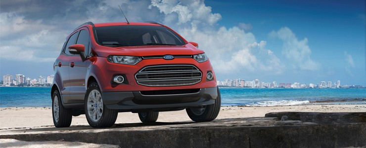 Fords Ecosport Delivers Big By Going Small