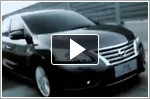 Nissan previews 2013 Sylphy