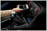 Dodge introduces wireless charging in a car