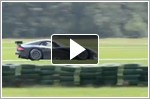 SRT Viper GTS-R's maiden track outing caught on tape