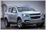 2013 Chevrolet Trailblazer production begins in Rayong, Thailand